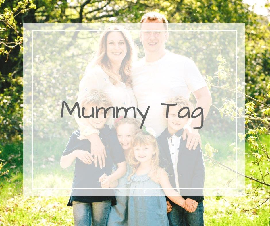 Mummy Tag