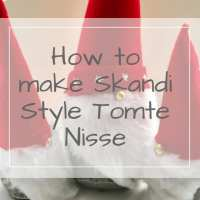 How to make a Swedish Tomte
