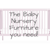 The only baby nursery furniture you need
