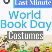 9 Easy World Book Day Costumes Last Minute