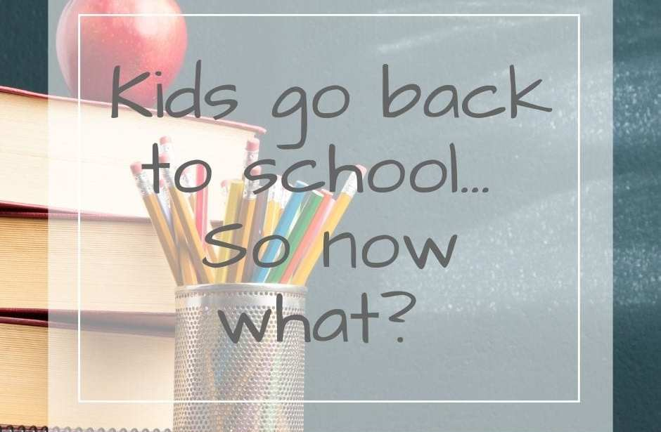 kids go back to school featured image