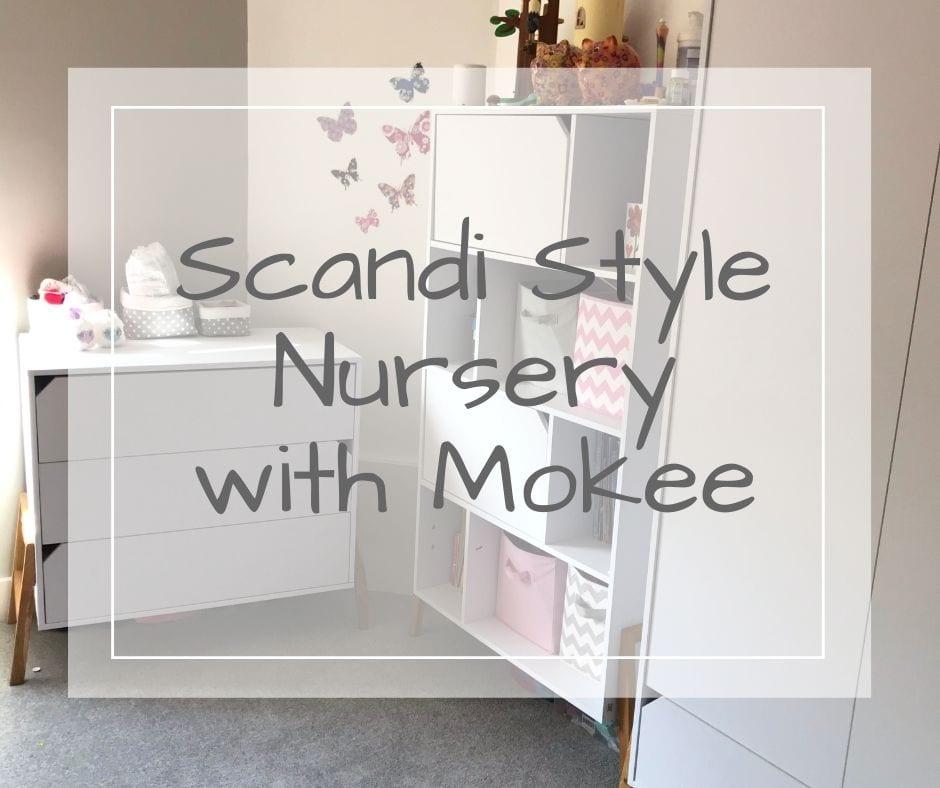 scandi style nursery