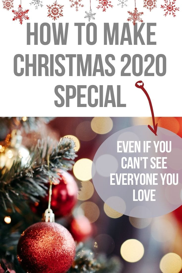 Christmas in lockdown ideas to make it special