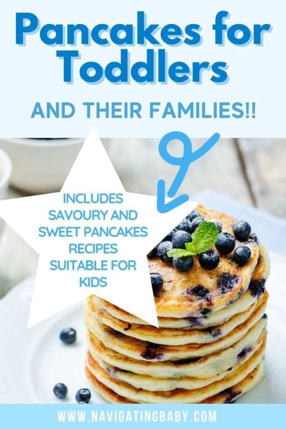 pancakes for toddlers