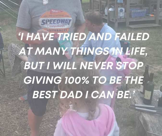 father daughter inspirational quote
