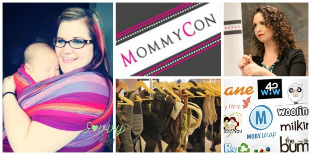 MommyCon Newport collage1