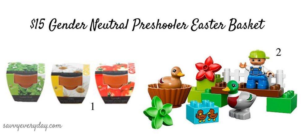 $15Preschooler Easter Baskettext