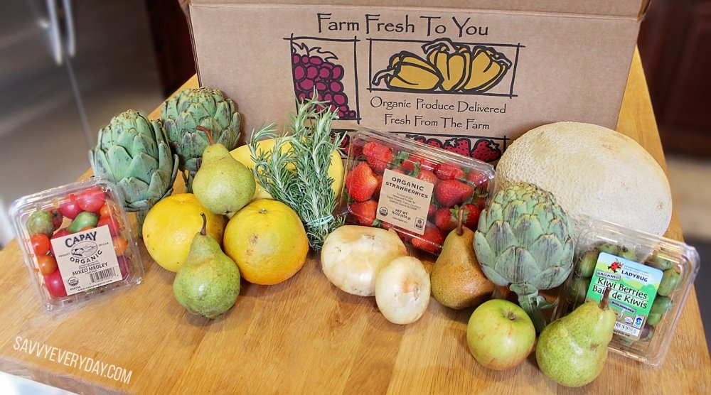 FFTY all produce