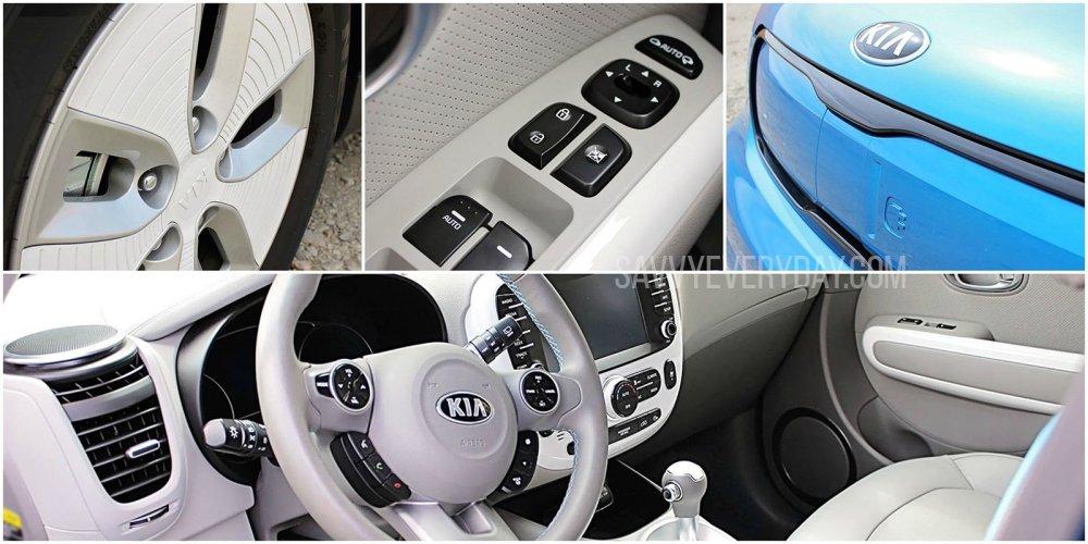 2016 Kia Soul details collage_logo