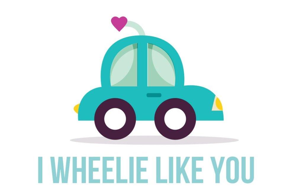 car Valentine