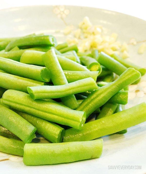 grren beans