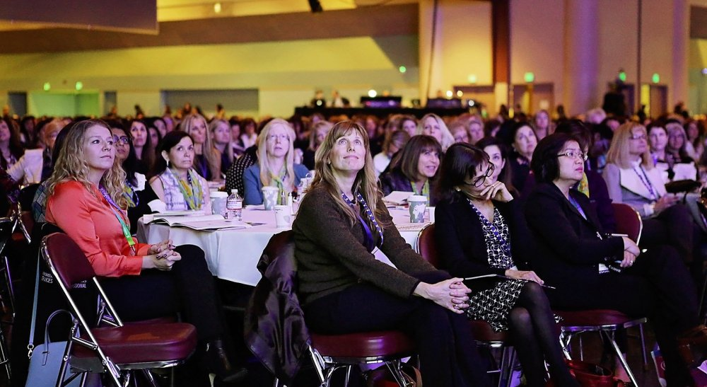 Photo by Marla Aufmuth/Getty Images. Courtesy of Watermark Conference For Women