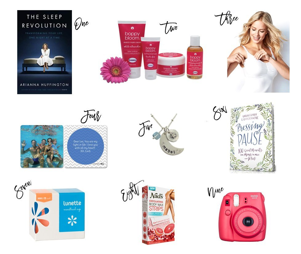 9 Fun & Practical Mother's Day Gifts For New and Expecting Mamas