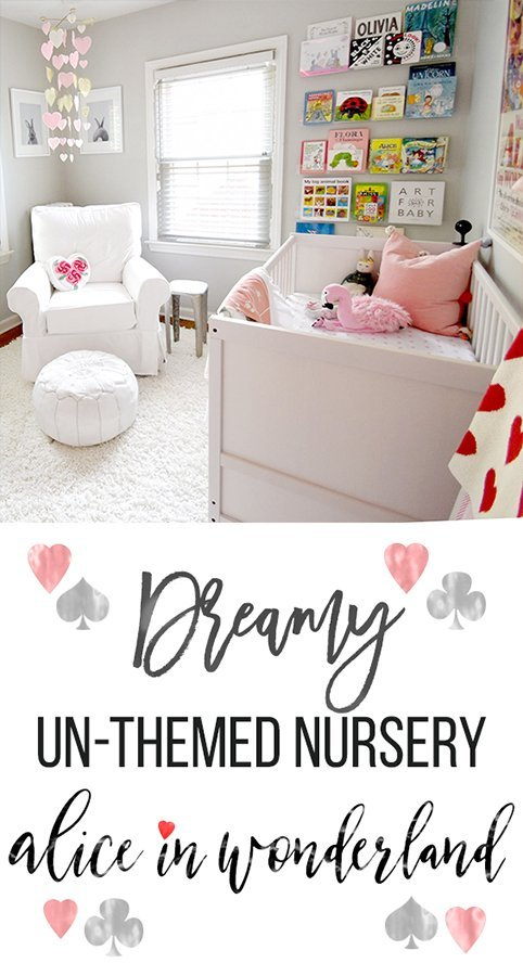 Dreamy Alice in Wonderland Nursery
