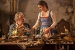 Belle and her father