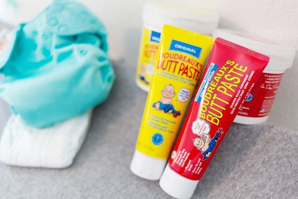 butt paste cream