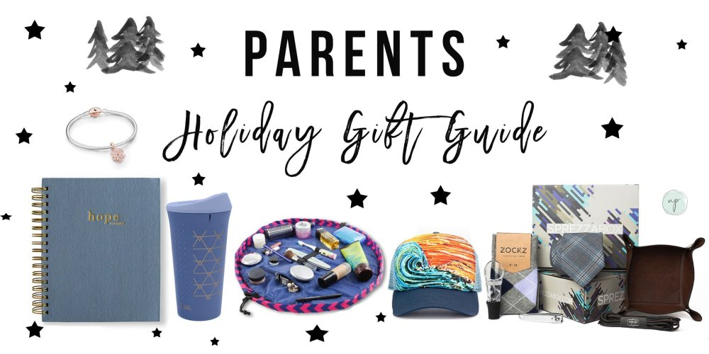 parents holiday gift guide 2018