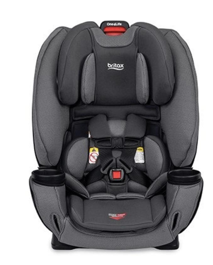 Britax All-in-One Car Seat in Grey
