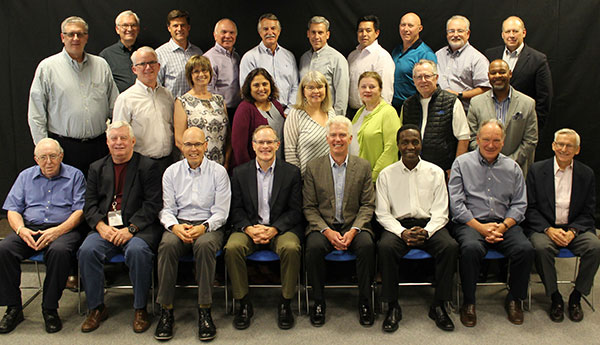Navigators Board of Directors Group Portrait — About The Navigators