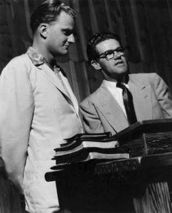 Billy Graham and Dawson Trotman