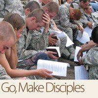 As You Go, Make Disciples | Matthew 28:19 | The Navigators Military
