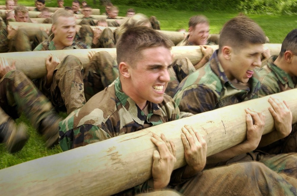 resolve in training body and soul navy military discipleship the Navigators