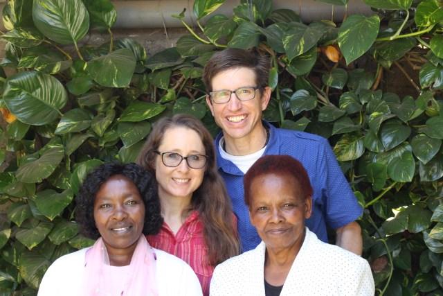Travis and Lydia Klingforth Navigators World Missions Nakuru, Kenya