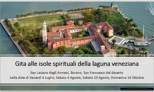 Gita alle isole spirituali