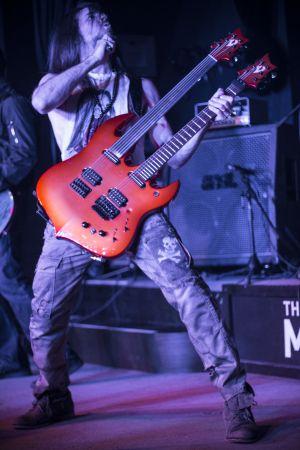 Bumblefoot guitarist musician artist