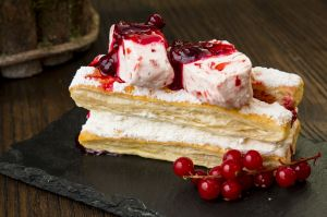Mille-Feuille french pastry