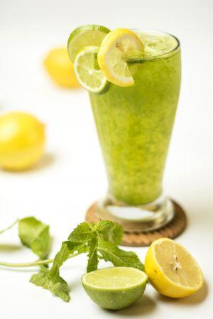 Lemon lime juice drinks