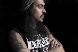 Artist musician portrait music