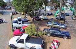 """""""Encontro de carros antigos ano 2018"""" - Foto Festa do Dia."""