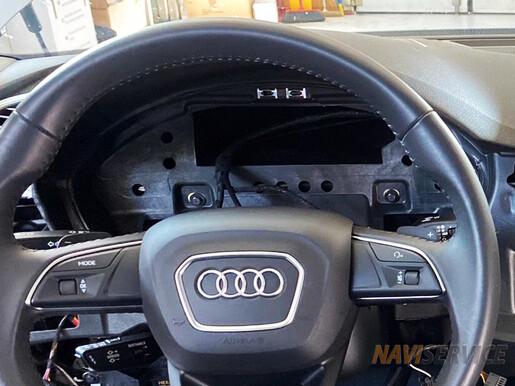retrofit virtual cockpit audi a4