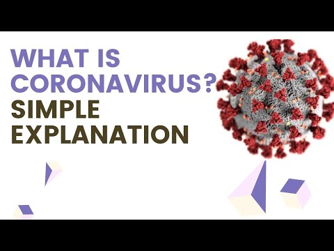 What is Coronavirus? – A very simple explanation