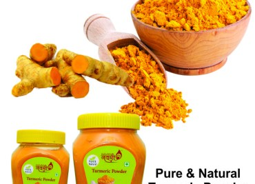 Why prefer natural turmeric?
