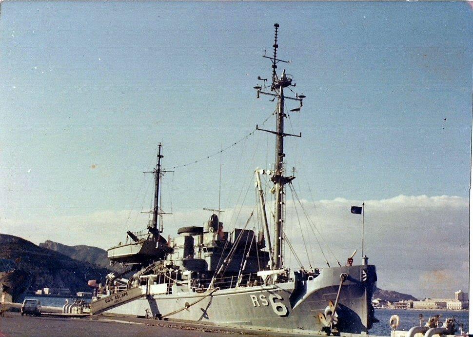 Salvage Ship Photo Index ARS