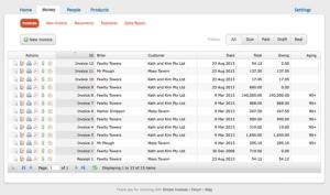 Invoicing: Simple Invoices