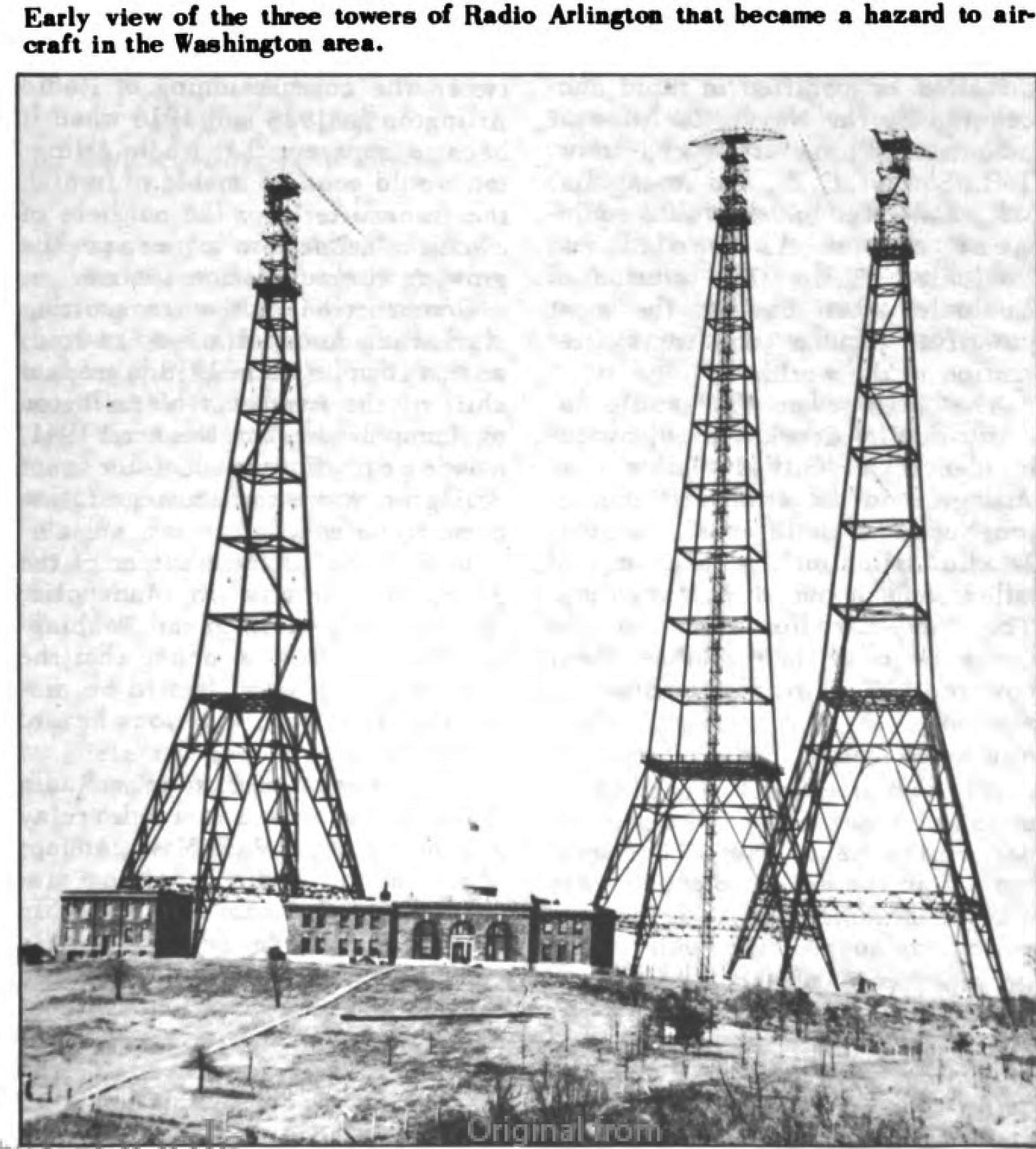 Naa Arlington Us Naval Radio Station