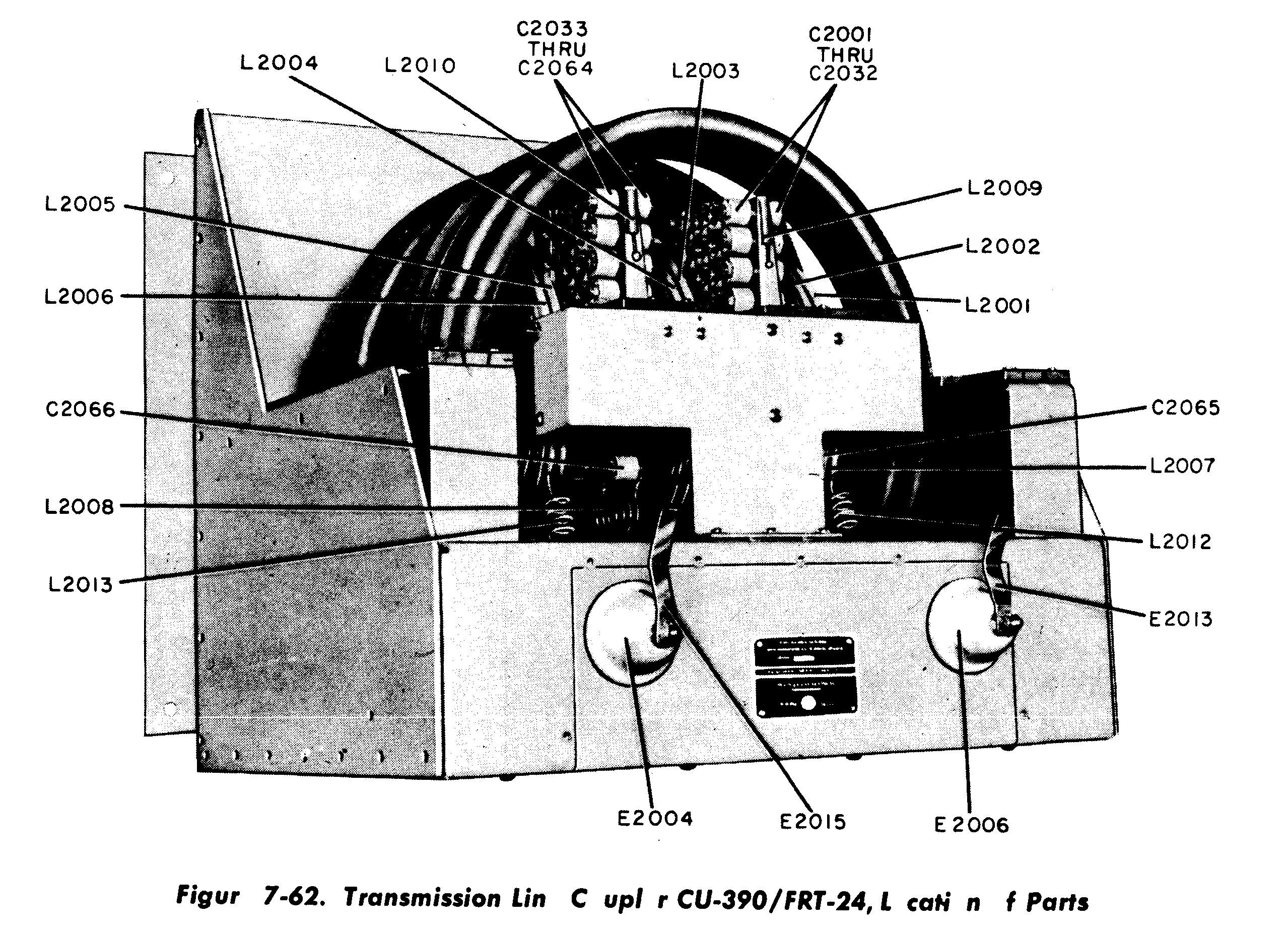 An Frt 24 Navy Transmitter
