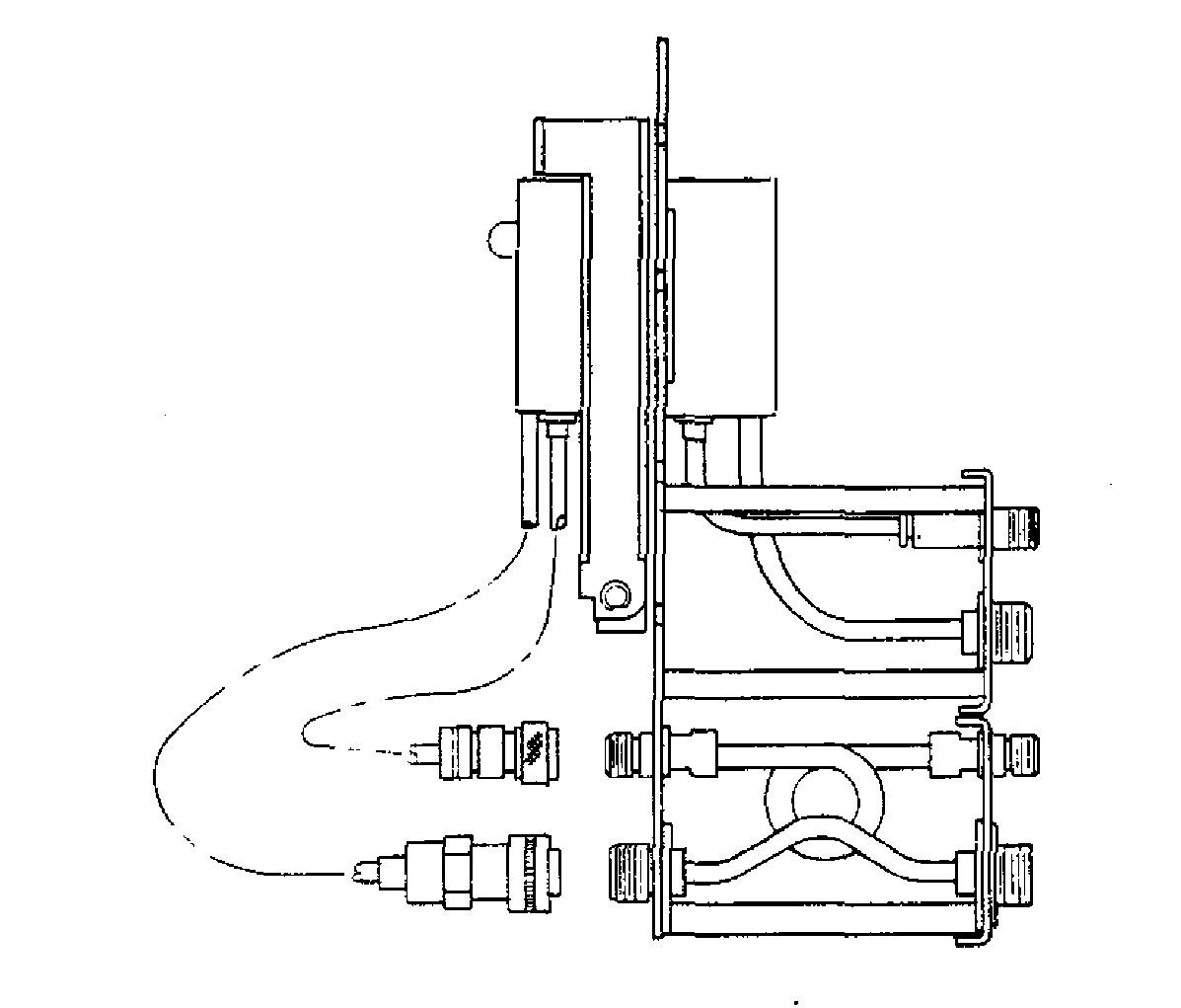 Navy Transmitting Antenna Switch Tuner Coupler