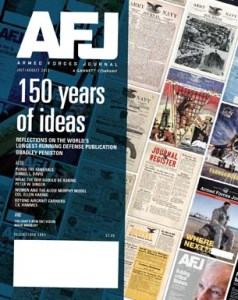 AFJ's July/August 2014 issue marked both the publication's 150th birthday and its final print issue.