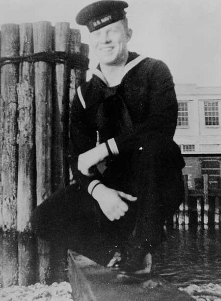 Coxswain Samuel B. Roberts