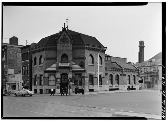 Centennial National Bank, date unknown. (Library of Congress)