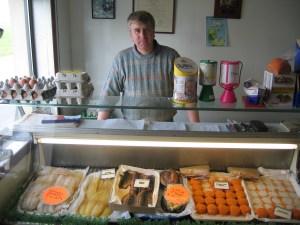 Thurso fishmonger