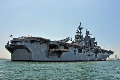 USS America LHA 6