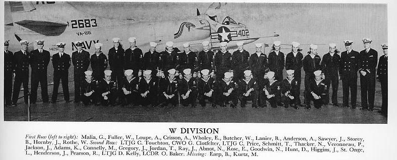 Uss Midway Crew List 1958