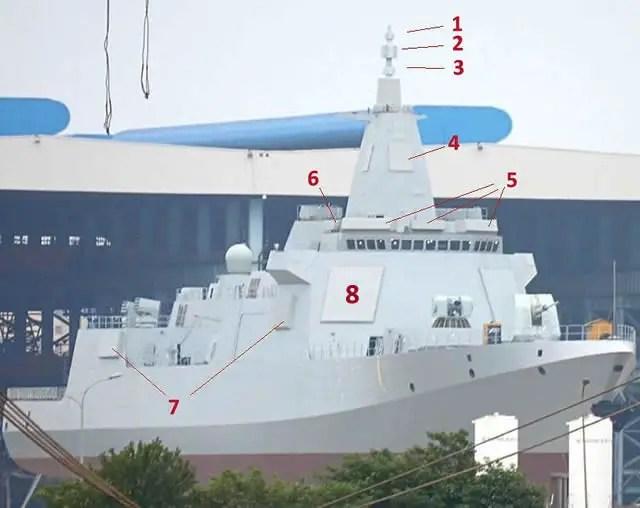 Type 055 sensors 2