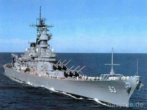 Image result for USS Missouri (BB-63)