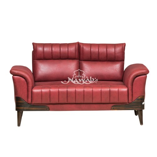 Suede fabric 2 seater upholstered sofa sets